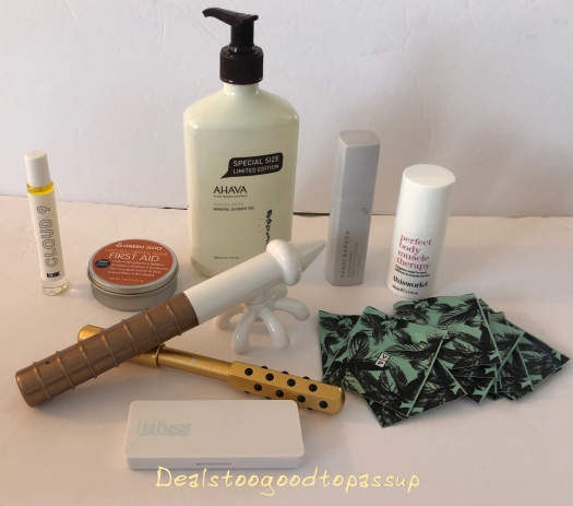 c4babaad956d25 I paid $100, and I received $411.90 worth of products. If I was taken for a  ride on the SkinOwl Roller, I am grateful that I scored on other products  to ...