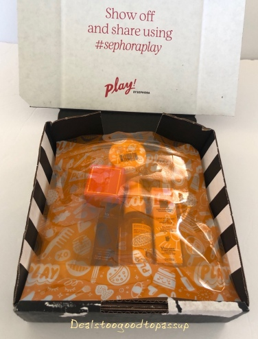 Sephora Play! June 2019 Review – Destination Beauty