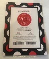 Sephora Sale Calendar 2020