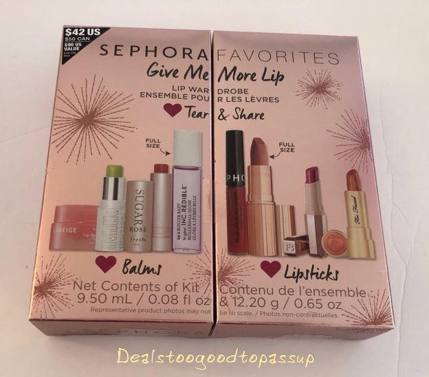 Many Sephora Favorites On Sale Now And The 2019 Give Me More